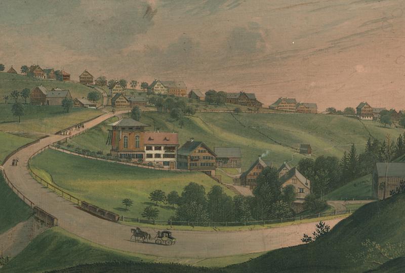 Bildarchiv der Kantonsbibliothek Appenzell Ausserrhoden. Vom Landammannporträt in Öl bis zur Postkarte Ihrer Gemeinde