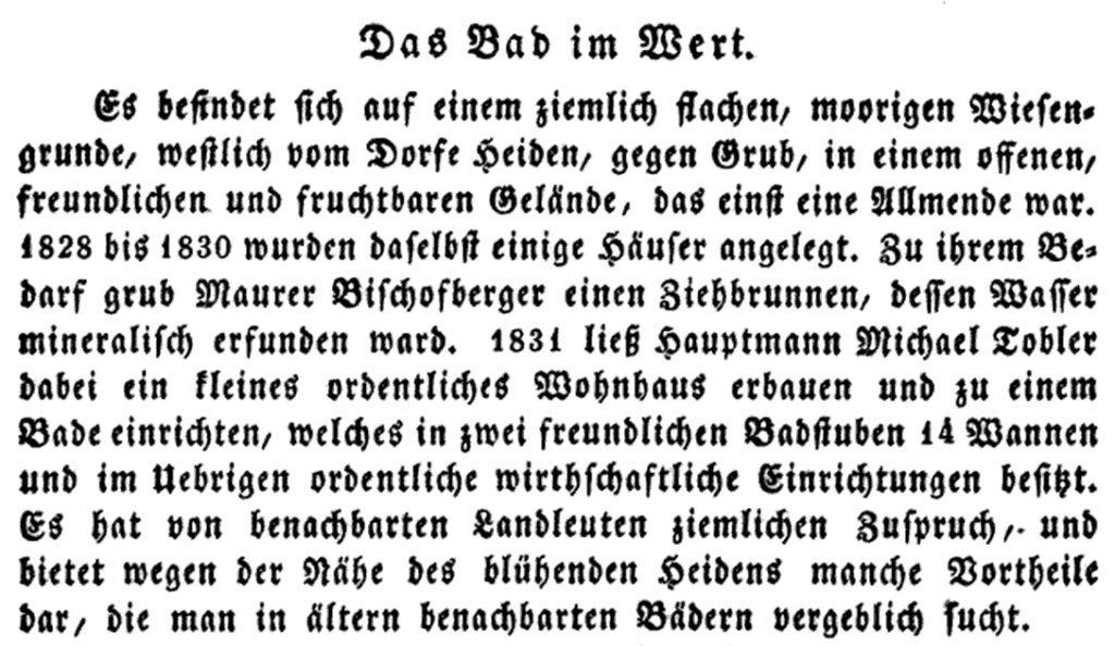 Der Kanton Appenzell in historisch-geographischer Darstellung von Gabriel Rüsch . Unterhaltsam, lesenswert!