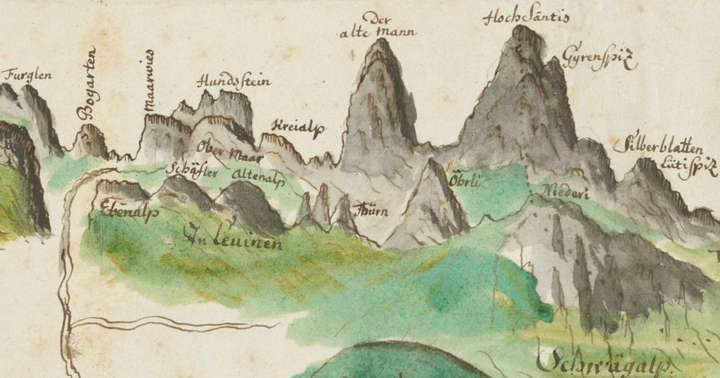 e-manuscripta. Alte Handschriften im Lehnstuhl entziffern