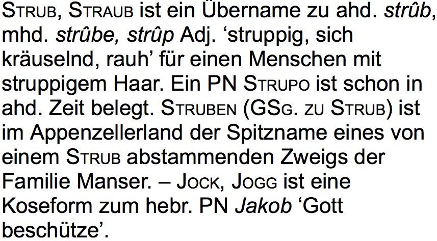 ortsnamen.ch. Ein Eldorado für Landeskundler, Dialektologinnen und Familienforschende